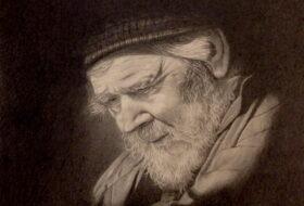 Πορτρέτο με Γραφίτη