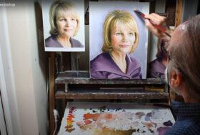 Portrait for workshop